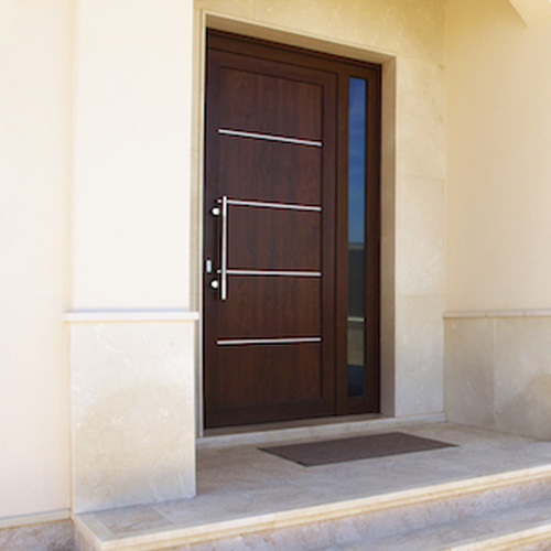 Puertas de Calle de PVC