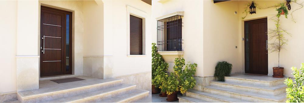 Puertas de Calle PVC